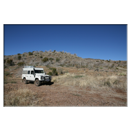 25. November 2010, Tonto National Forest, Phoenix, Arizona