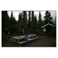 17. August 2010, Lower Laberge